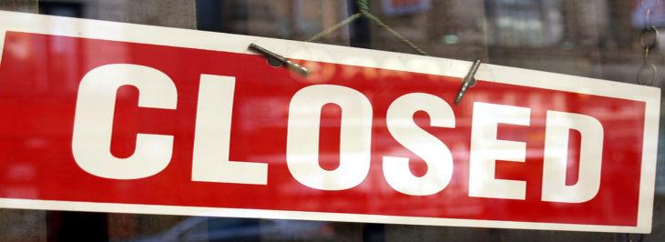 Confesercenti E.R. lancia l'allarme commercio: nei primi due mesi del 2013 in regione hanno già chiuso 929 negozi e 663 attività ricettive e di pubblico esercizio