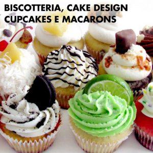 Corso Cake Design, Cupcakes e Macarons