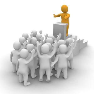 Parlare in pubblico - corso di comunicazione e public speaking