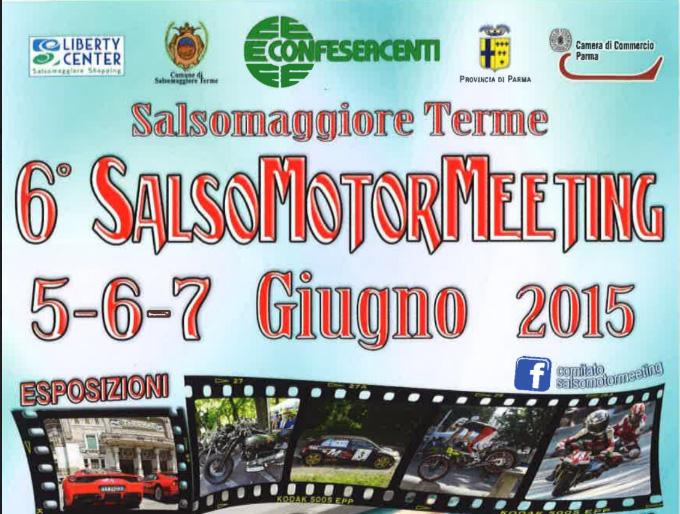 Il 6° Salso Motor Meeting il 5, 6 e 7 giugno