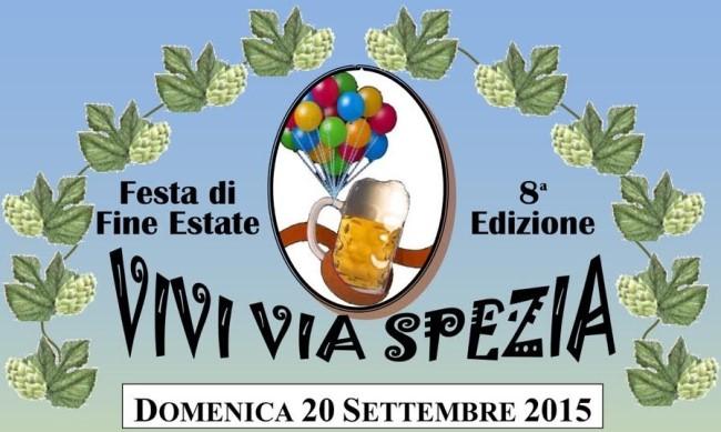 Torna Vivi Via Spezia il 20 Settembre