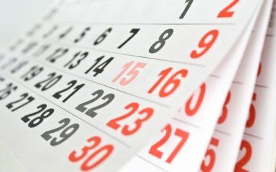 AGOSTO 2018, le principali scadenze fiscali