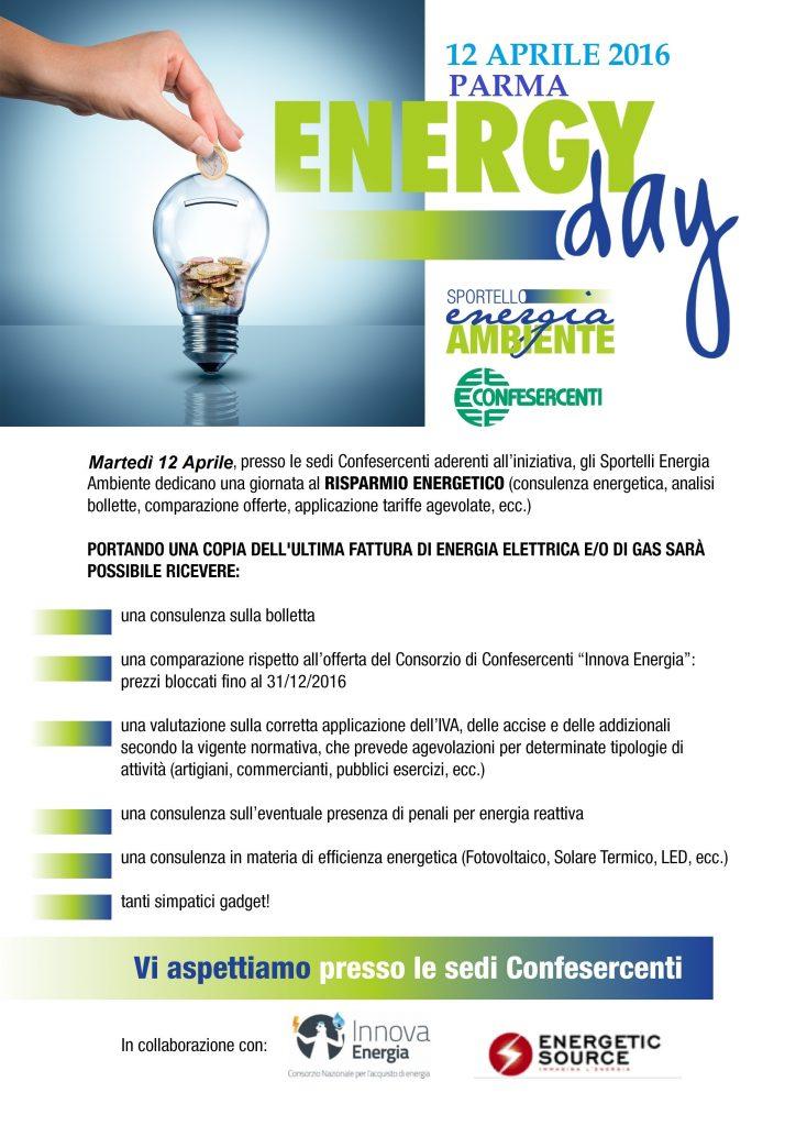 LOCANDINA ENERGY DAY 2016
