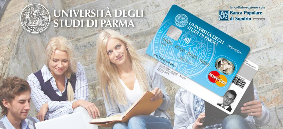 Student Card, nuovo progetto di Università e Confesercenti Parma