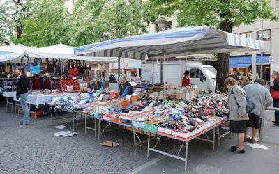 Elenco dei posteggi liberi – isolati, nei mercati e nelle fiere della regione Emilia-Romagna