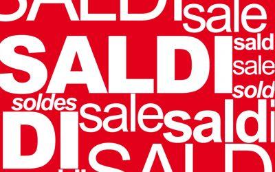 SALDI ESTIVI 2017  Comunicazione e Tabella delle date di inizio e della durata delle vendite di fine stagione, ai sensi dell'art. 15 comma 3 D.Lgs n. 114/1998 e ss. integrazioni (Riforma del commercio)