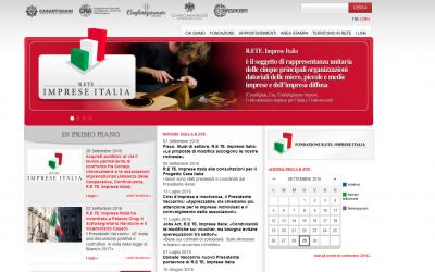 Incontro Governo – Rete Imprese Italia