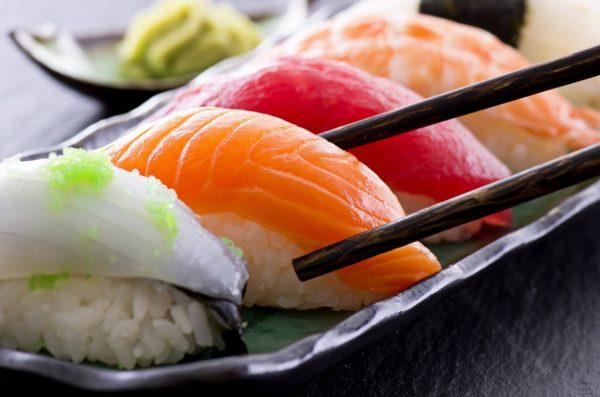 Sushi e Sashimi - corso base