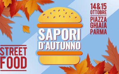 Sabato 14 e Domenica 16 Sapori d'Autunno in piazza Ghiaia