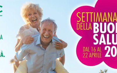 """Settimana della buona salute. Il 14 aprile incontro pubblico: """"La Prostata, dalla prevenzione alla Terapia"""""""