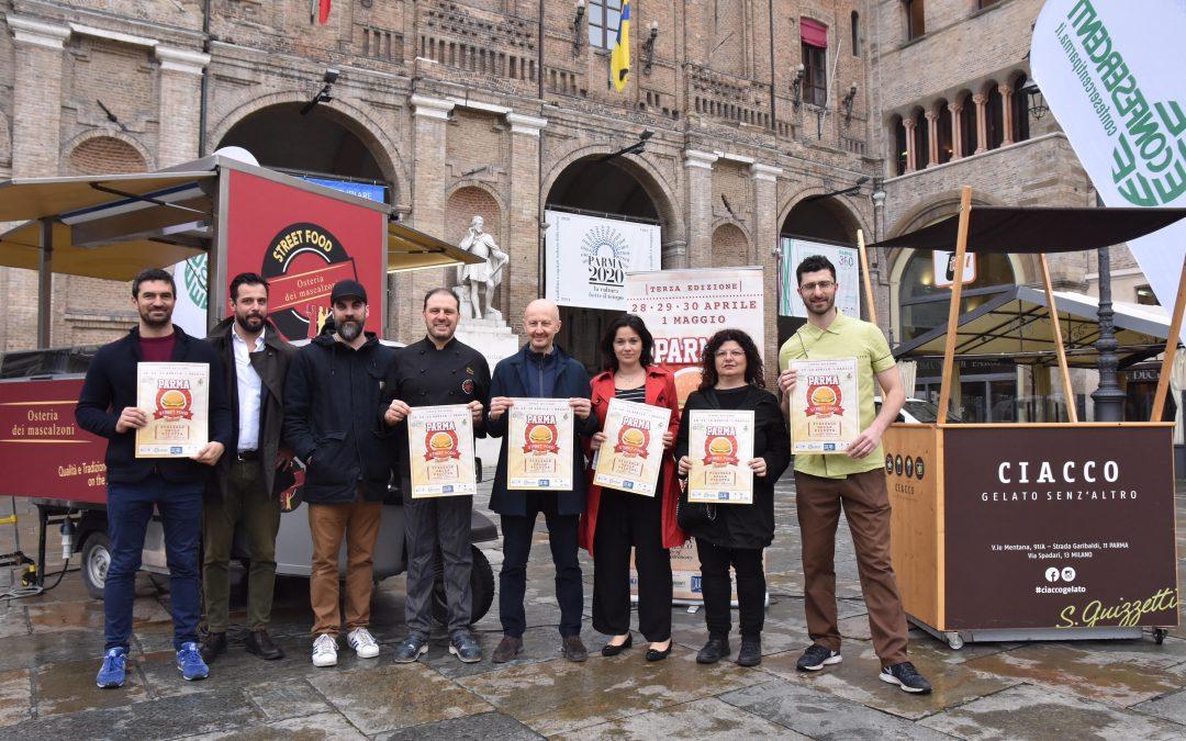 Parma Street Food 2018: quattro giorni di gustoso divertimento nel cuore della città