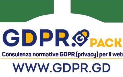 GDPR.GD Pack: da Confesercenti Parma una soluzione semplice per adeguarsi alla normativa sulla privacy (Reg. UE 2016/679)