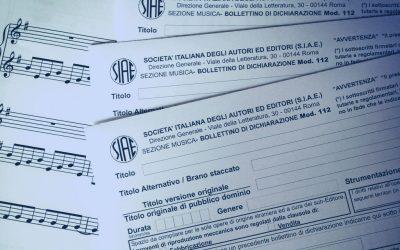 Riorganizzazione Uffici S.I.A.E. per la provincia di Parma