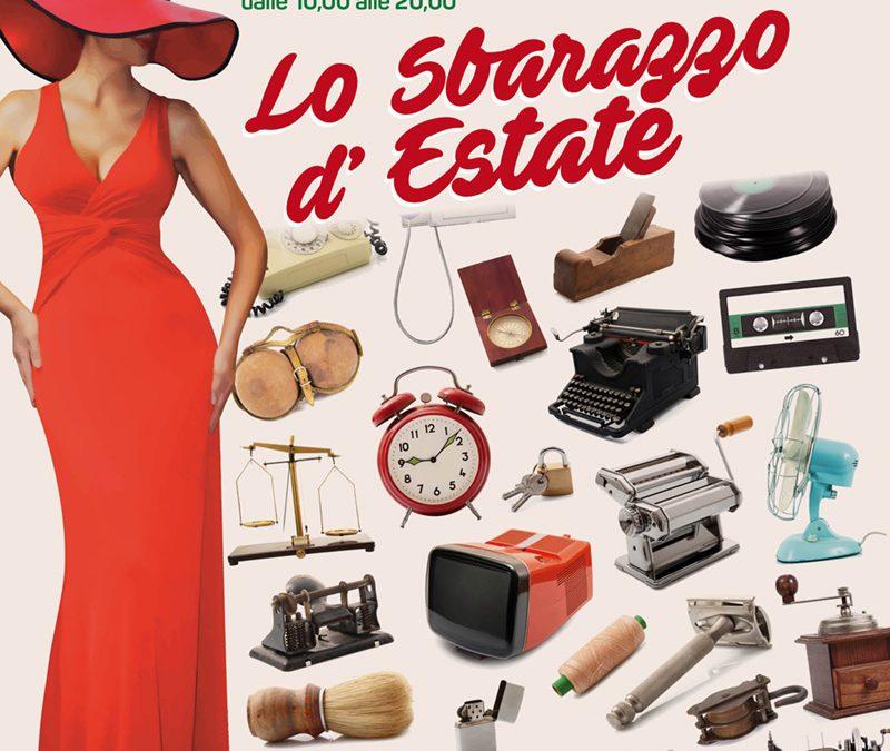 """Sabato 8 Settembre 2018 a Fidenza """"Lo Sbarazzo d'estate"""""""