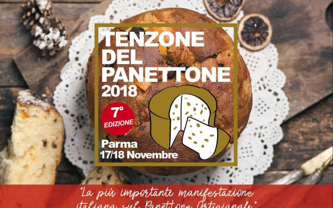 Tenzone del Panettone 2018: 17 e 18 novembre. Confesercenti Parma tra i partner della 7a edizione.