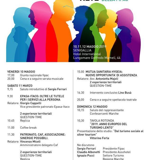 FIPAC, fare rete per dare più servizie tutele agli over 60: a Senigallia si è tenuto un importante seminario