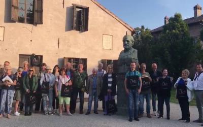 Eductour a Busseto e terre di Verdi alla X edizione della Borsa del turismo fluviale del Po