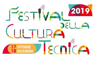 Il Cescot al Festival della Cultura Tecnica 2019: sabato 29 ottobre in Camera di Commercio