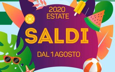 SALDI ESTIVI 2020: tabelle e date di inizio