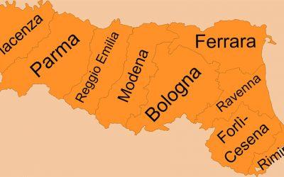 L'Emilia-Romagna è zona arancione: le nuove regole in vigore